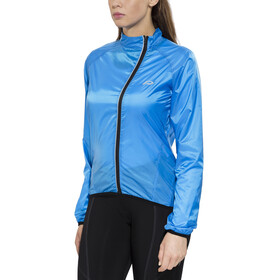 Protective Schirokko Jacket Women blue